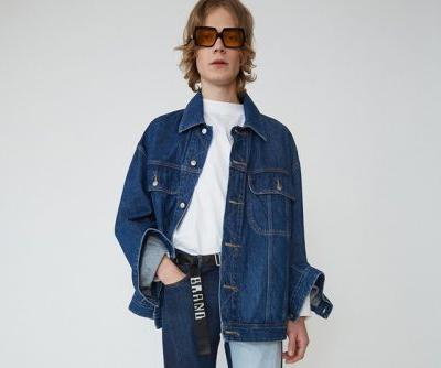 Acne Studios Visits 1990s American Archetypes for SS19 Denim Collection