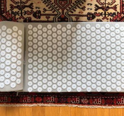 This $20 acupressure mat melts away my tension and muscle soreness - it's one of the best Amazon impulse-purchases I've made
