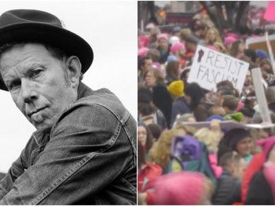 Tom Waits' New Song of Anti-Fascist Resistance Needed More Teeth
