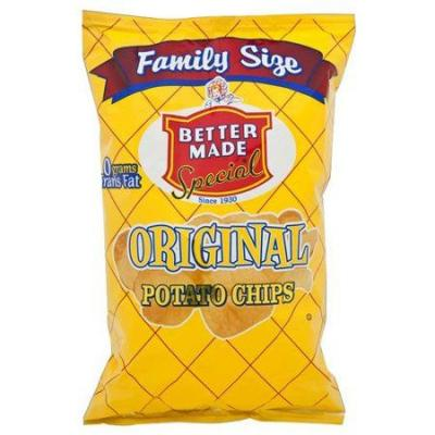 Better Made Potato Chips recalled