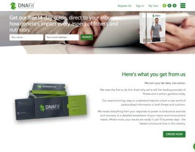 Genetics testing startup Prenetics buys UK's DNAFit to move into consumer services