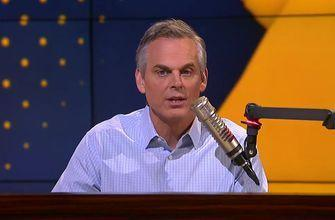 Colin Cowherd 'is over' the discussion of the NFL getting soft