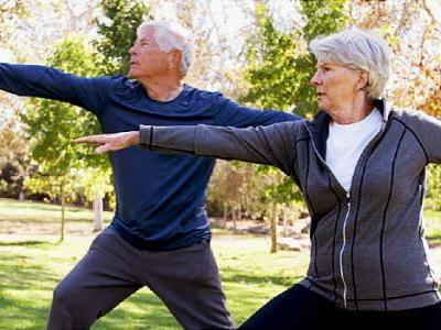Keep Moving to Keep Brain Sharp in Old Age