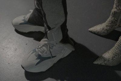 Here Is a Better Look at the adidas Originals YEEZY Runner From the YEEZY SEASON 5 Presentation