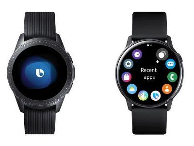 Update breathes new life into Samsung's original Galaxy Watch
