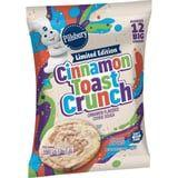 Cinnamon Toast Crunch Just Earned a Spot in the Baking Aisle With Cookie Dough and Cinnamon Rolls