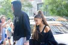 Pete Davidson Has a Chill Pizza Date With Ariana Grande, Shows Off Blonde Hair Makeover: Pics