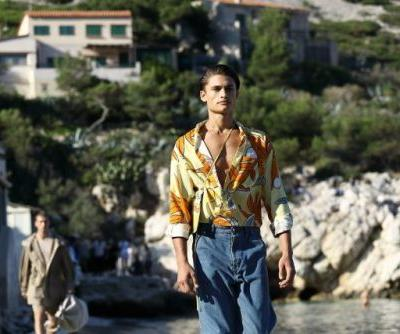 Meet the Jacquemus man: Simon Porte shows us his first men's collection