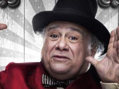 New DANNY DEVITO Posters Feature Dumbo