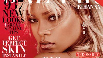 Must Read: Rihanna Goes Blonde For 'Harper's Bazaar', IMG Will Show Andy Warhol Fashion Portraits at NYFW