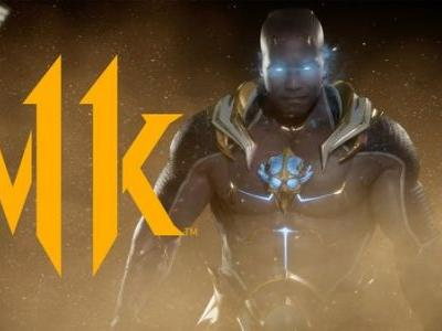 Mortal Kombat 11's Geras can add time to/remove time from the fight timer