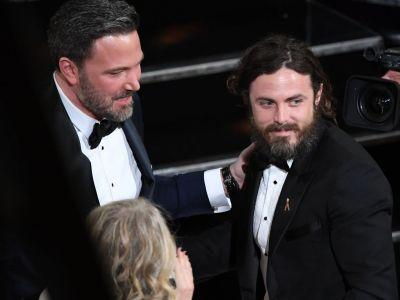 Casey & Ben Affleck's Bro Love Was Real At The Oscars