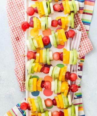 9 Colorful Summer Fruit Recipes