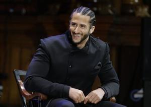 Last minute-audible: Kaepernick workout moves to high school