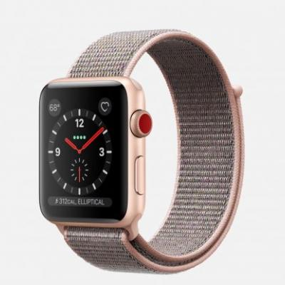 Apple Watch Series 3 GPS + Cellular is a Preorder Sellout