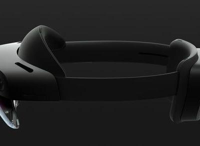 HoloLens 3 headset could resemble reading glasses with an infinite field of view
