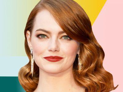 This Is The Exact Highlighter Emma Stone Wore During Her Oscars Acceptance Speech