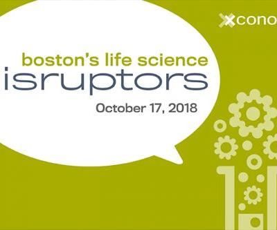 Agenda Posted for Boston's Life Science Disruptors on Oct. 17