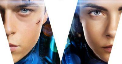 Valerian Trailer 2 Takes Cara Delevingne to an Amazing New
