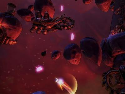Lost Orbit Shows Off New Foes, Gets Launch Discount