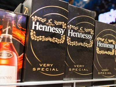 The U.K. is Stockpiling Hennessy, Champagne in Advance of Brexit