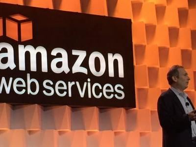 Amazon Web Services got to thumb its nose at its competitors, again