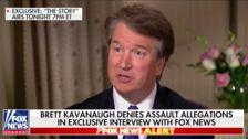 Brett Kavanaugh Claims Past Virginity As Defense Against Sexual Assault Claims