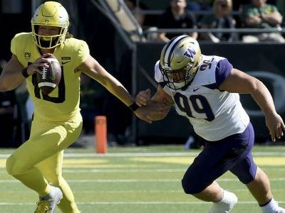 Three takeaways from No. 17 Oregon's win over No. 7 Washington