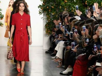 Watch the Mansur Gavriel Runway Show Live