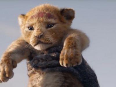 'The Lion King' Trailer Just Can't Wait To Be King