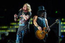 Guns N' Roses Not in This Lifetime. Tour Has Earned $230 Million