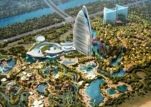 Atlantis Sanya makes grand welcome in China attracting tourists from New Year