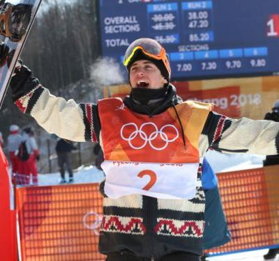 Max Parrot gets Olympic silver in snowboard slopestyle, MarkMcMorris claims bronze