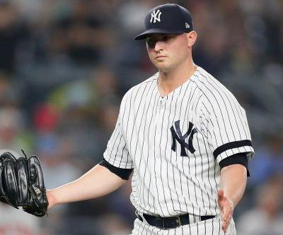Zack Britton gives angry Yankees fans reason for hope