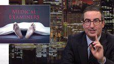 John Oliver Reveals The Horrifying Truth Of What May Happen To Your Body After Death