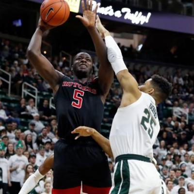 Winston scores 28, No. 10 Michigan State beats Rutgers 71-60