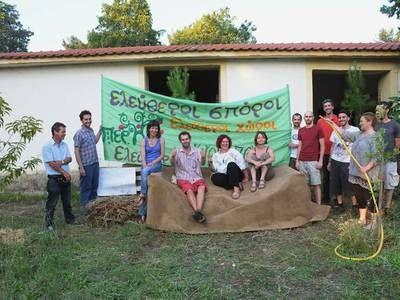 Agroecopolis fights for food security in Greece