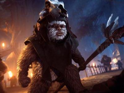'Star Wars Battlefront 2' to Unveil New Mode That Lets You Play as an Ewok