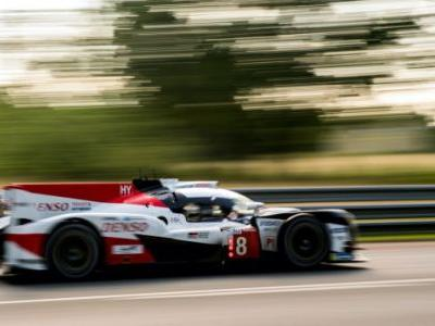 Toyota Was Fastest In Le Mans' First Qualifying Session To No One's Surprise