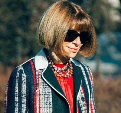 Anna Wintour Predicts the 1 Met Gala Red Carpet Trend for 2019