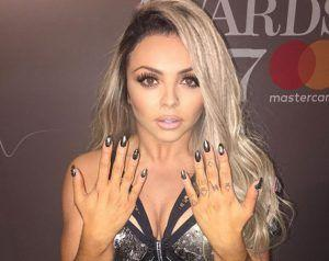 Jesy Nelson Was Clearly Having A Brilliant Time At The BRIT Awards