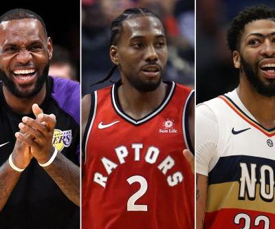 Kawhi Leonard would give Lakers Big Three 'on steroids:' Jared Dudley