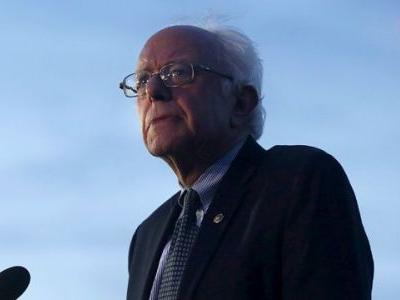 Bernie Sanders urges UNH students to vote Tuesday