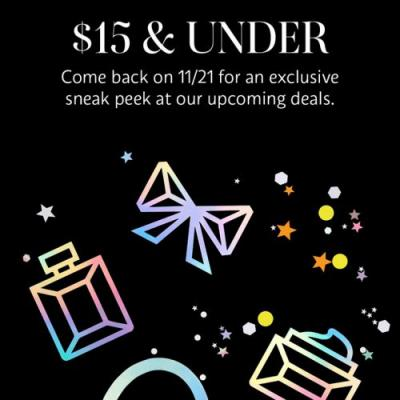 Sephora Black Friday 2019: Preview Coming 11/21