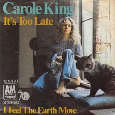 "The Number Ones: Carole King's ""It's Too Late"""