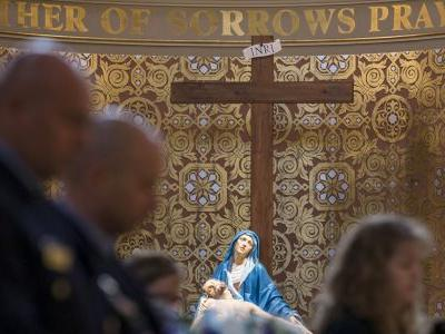 Chilling 1,356-page grand jury report documents allegations about how the Catholic Church followed 'a playbook for concealing the truth' that 300 'predator priests' sexually abused at least 1,000 children