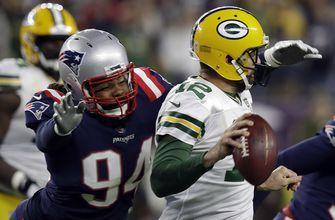 Packers outsmarted on the road, fall 31-17 to Patriots