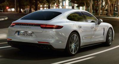 New Porsche Panamera Turbo S E-Hybrid Is A 671HP PHEV That Hits 62MPH In 3.4 Sec