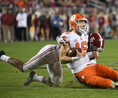 Clemson crushes undefeated Alabama to win US college football title