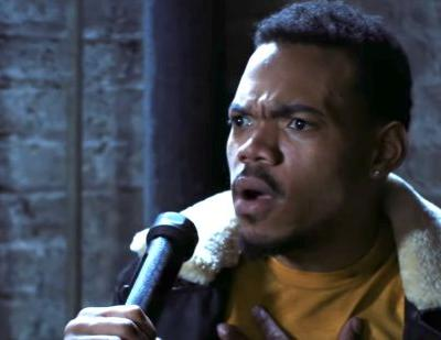 'Slice,' Starring Chance The Rapper as a Pizza-Delivering Werewolf, Is Out Now